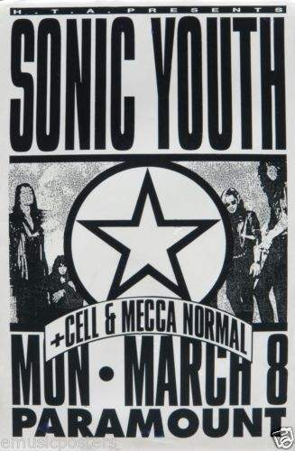 Mecca Normal and Sonic Youth